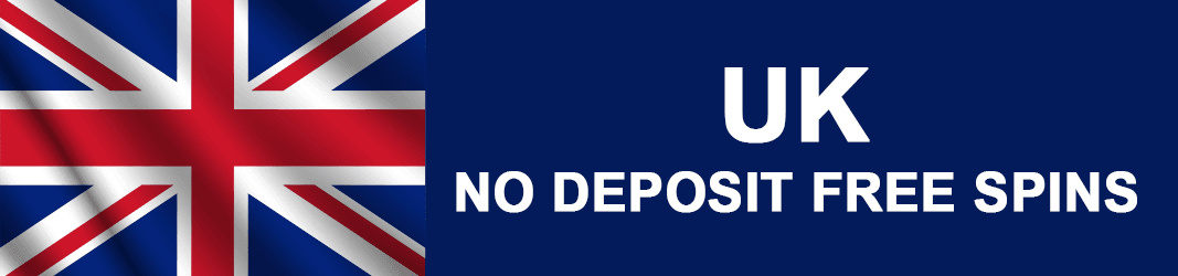 UK no deposit free spins