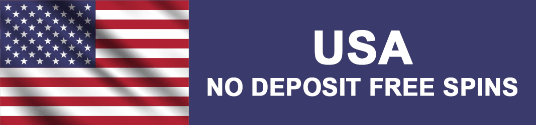 USA no deposit free spins