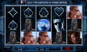 Terminator 2 Spielautomat