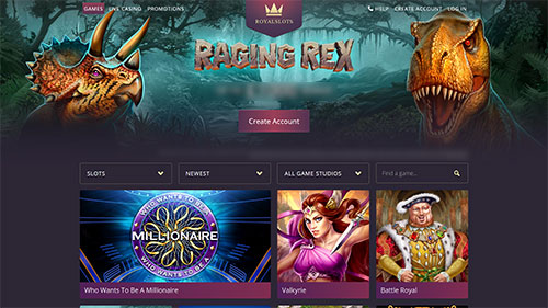 Royal Slots screenshot