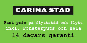 Flyttstädning Örebro footer
