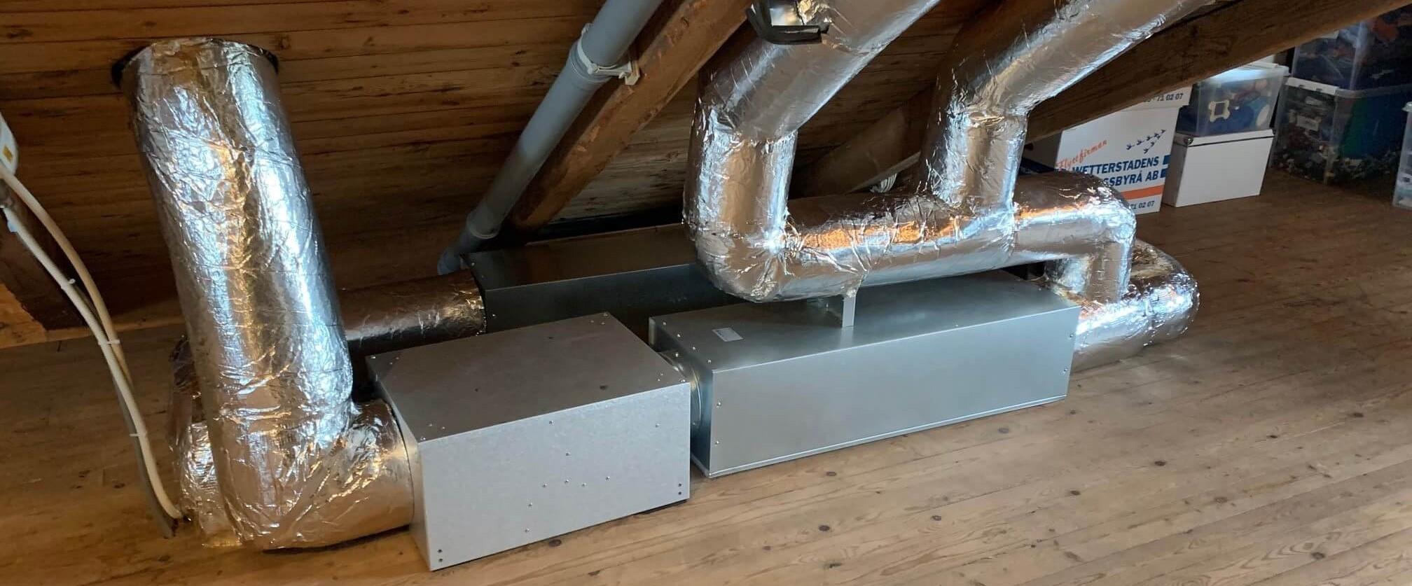 Vi gör energieffektiviseringar i Blekinge