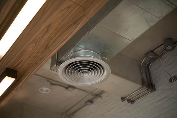 besiktning av ventilationskanaler