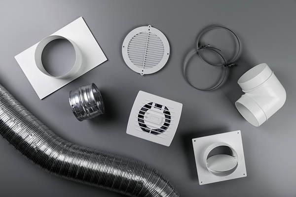 delar till ventilationssystem