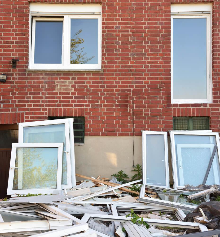 fönsterbyte på villa