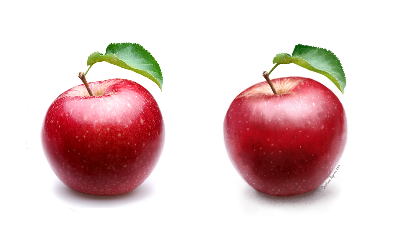 Apple practise