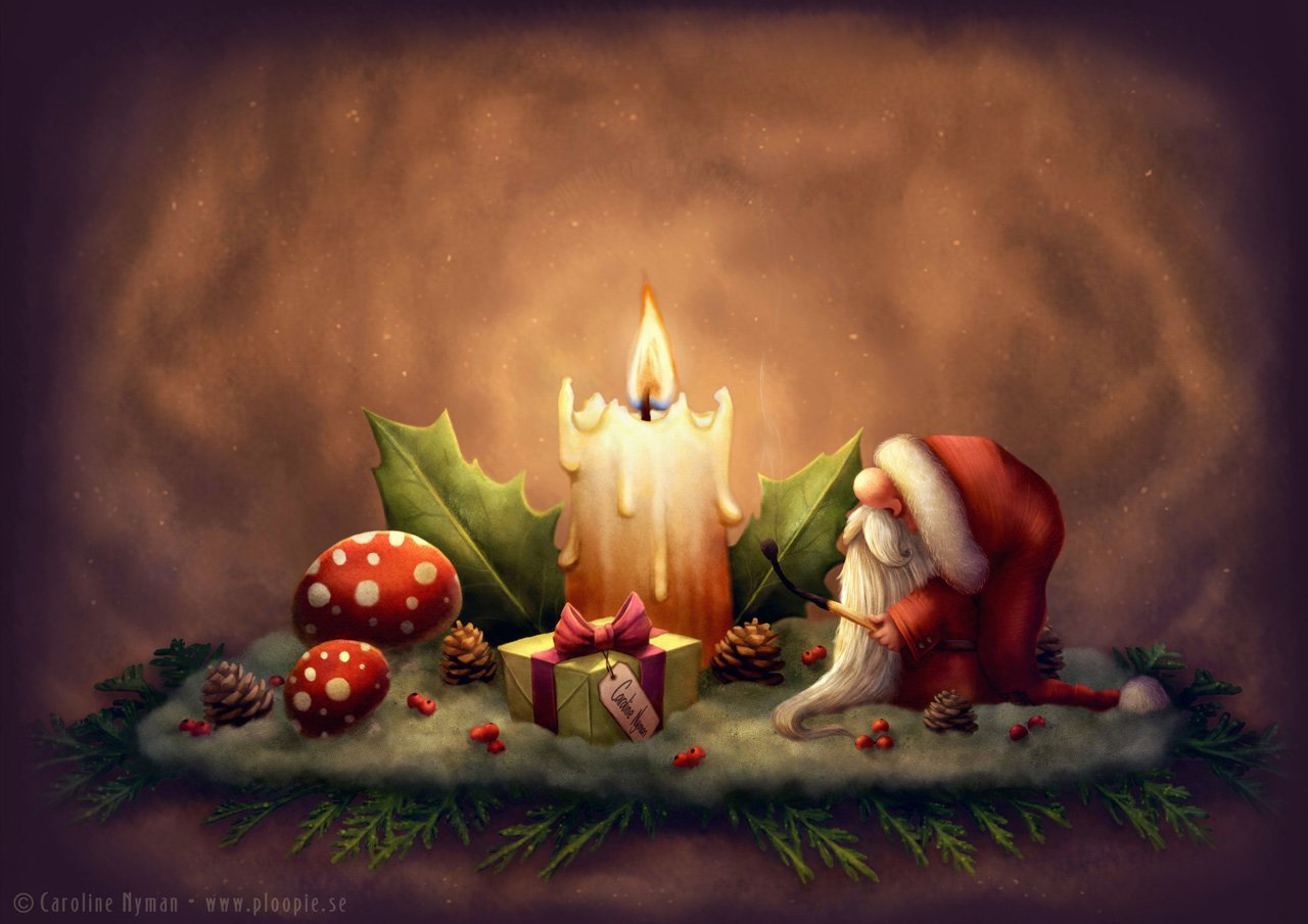 Little Santa: Light a Candle