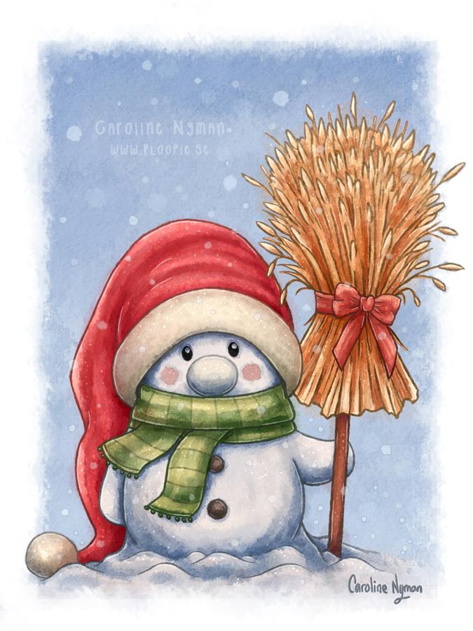 A Little Snowman
