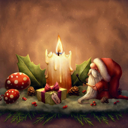 Light a Candle by Caroline Nyman