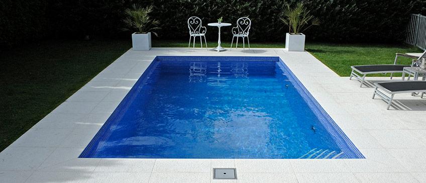 Uppvärmd pool