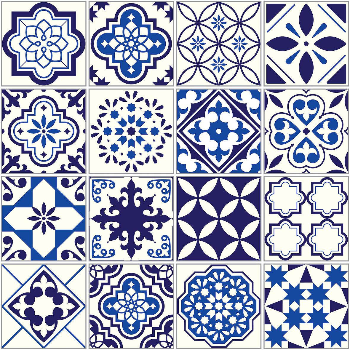Testa mosaik från Höganäs