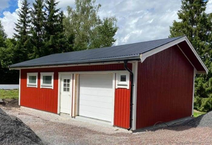 litet garage