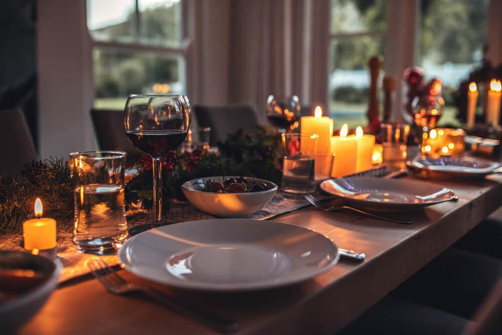 Konferens på Hovs Hallar inkluderar goda middagar