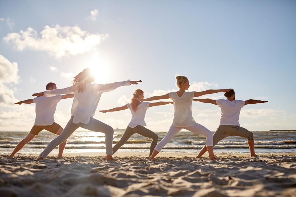 Övningar för yoga i Stockholm