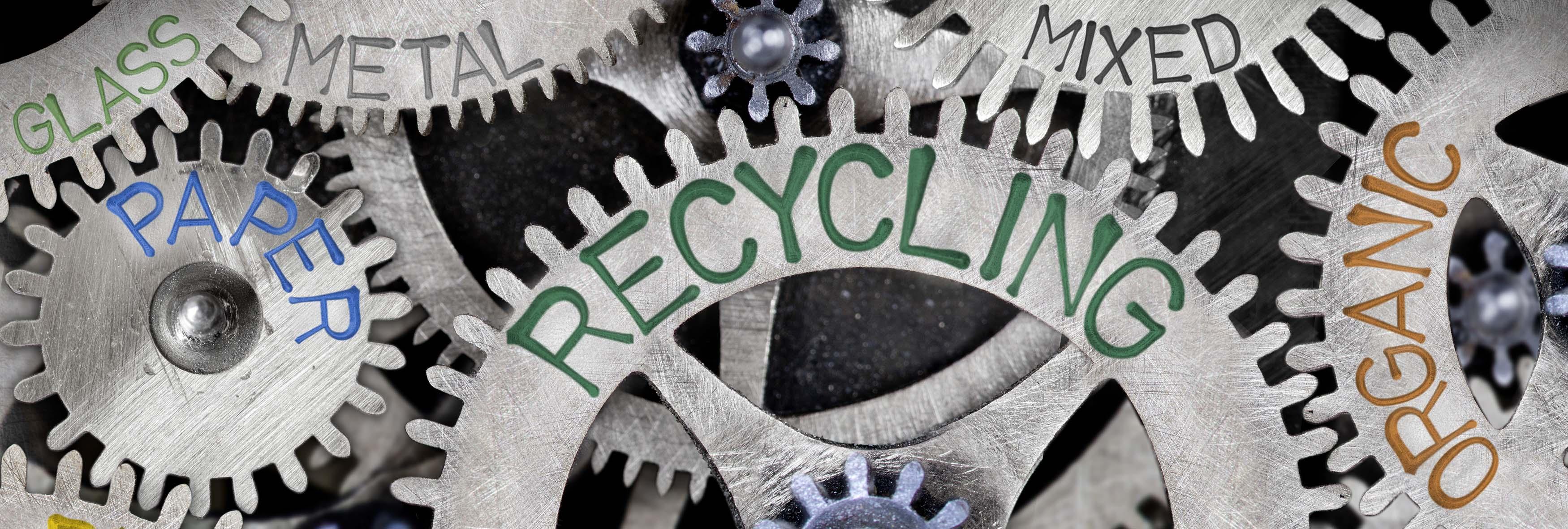 Skrothandlare i Skåne återvinner metallskrot