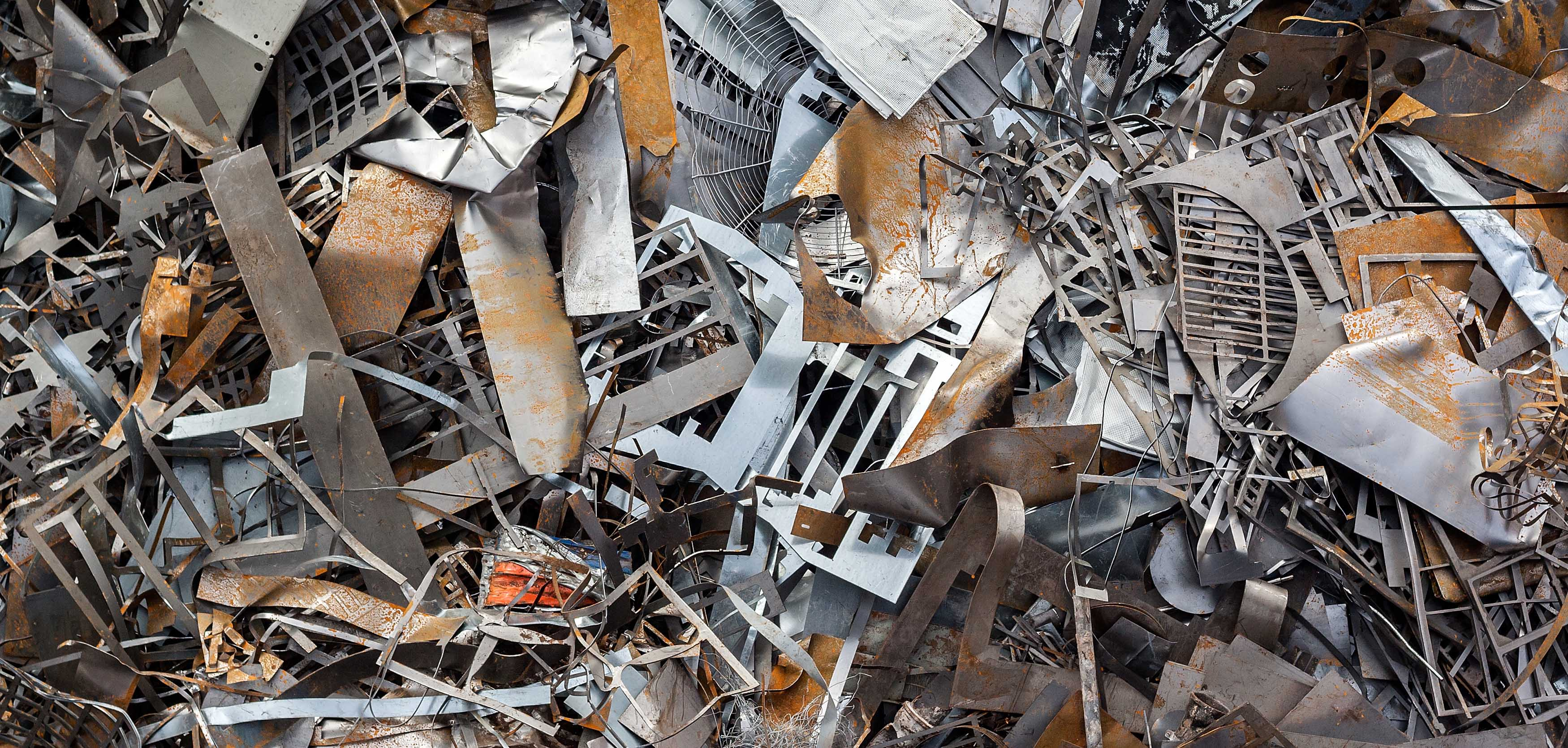 Skrothandlare i Skåne som köper ditt metallskrot