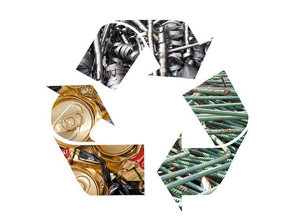 recycle metallskrot västerås