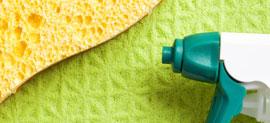 Miljövänliga städprodukter