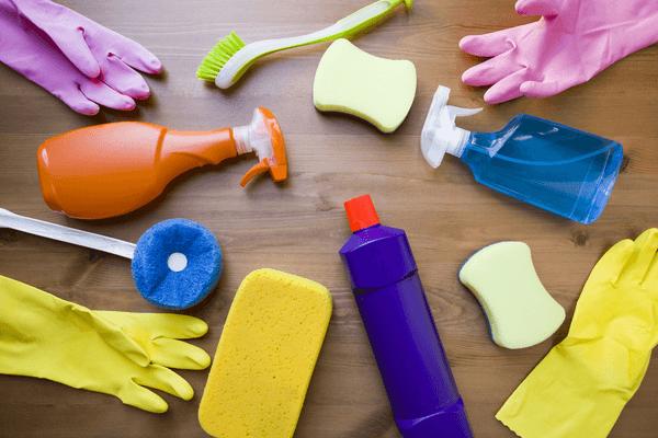 Städ verktyg och tillbehör
