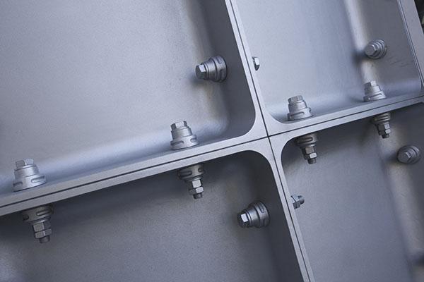 stålkonstruktioner stockholm byggnadssmide