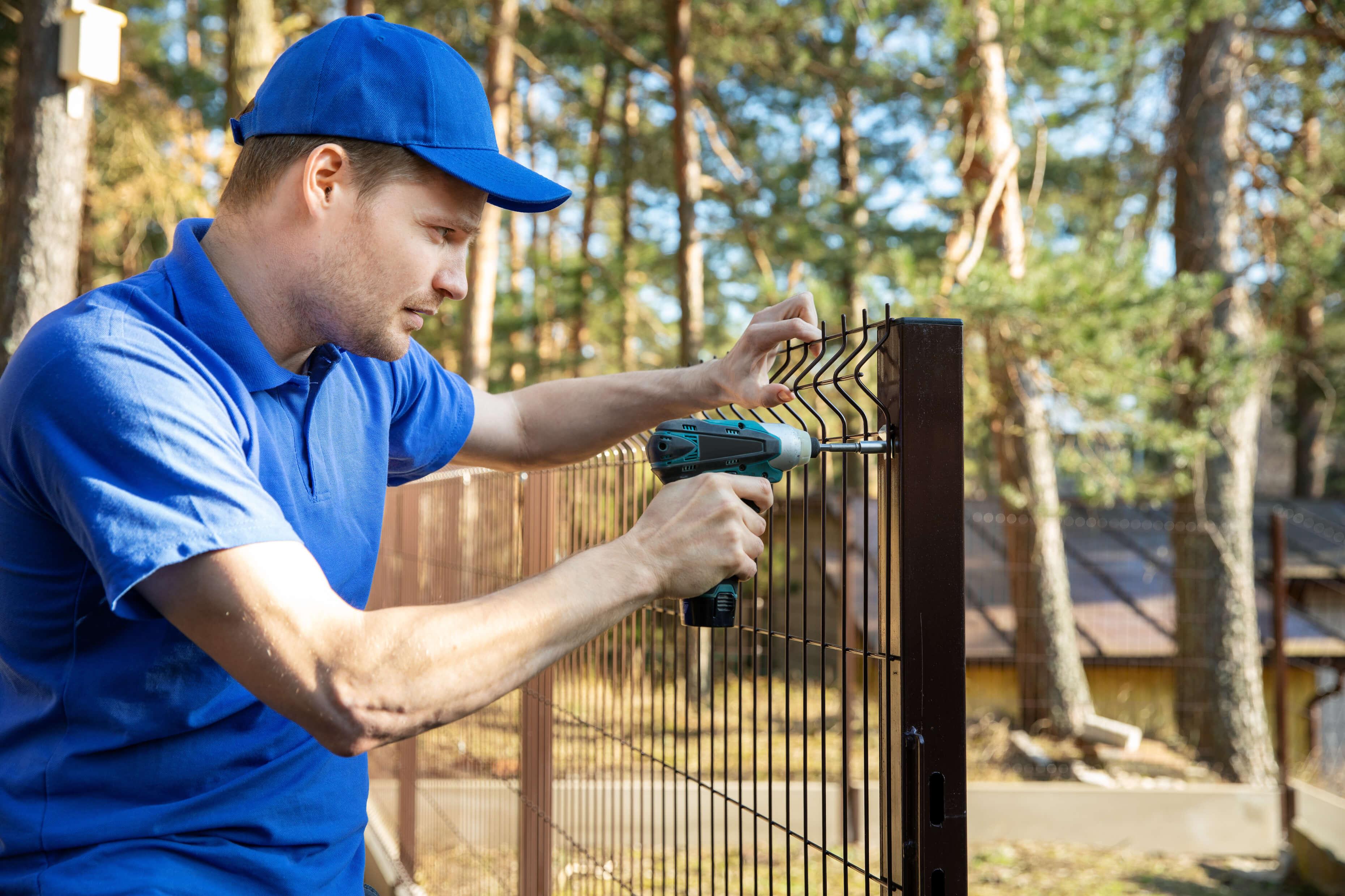 Om oss som arbetar med stängsel i Sundsvall
