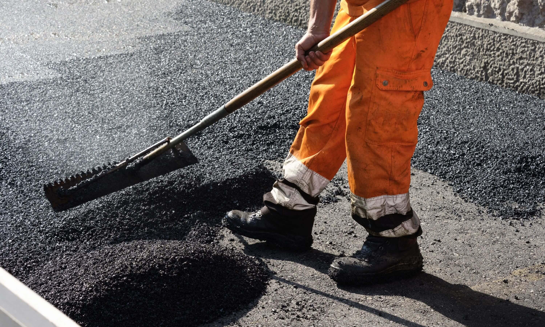 Vi asfalterar också i Stockholm