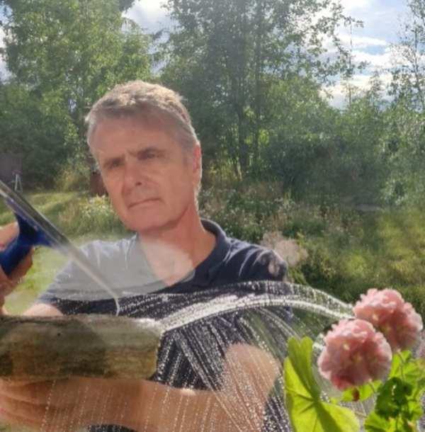 Städning av dödsboet i Stockholm