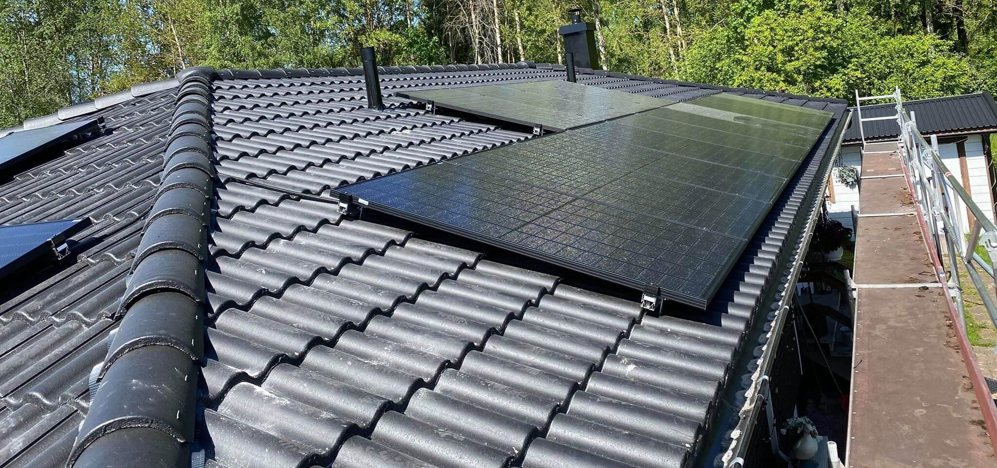 Vi erbjuder solceller i Dalarna