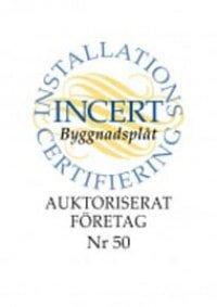 incert certifikat