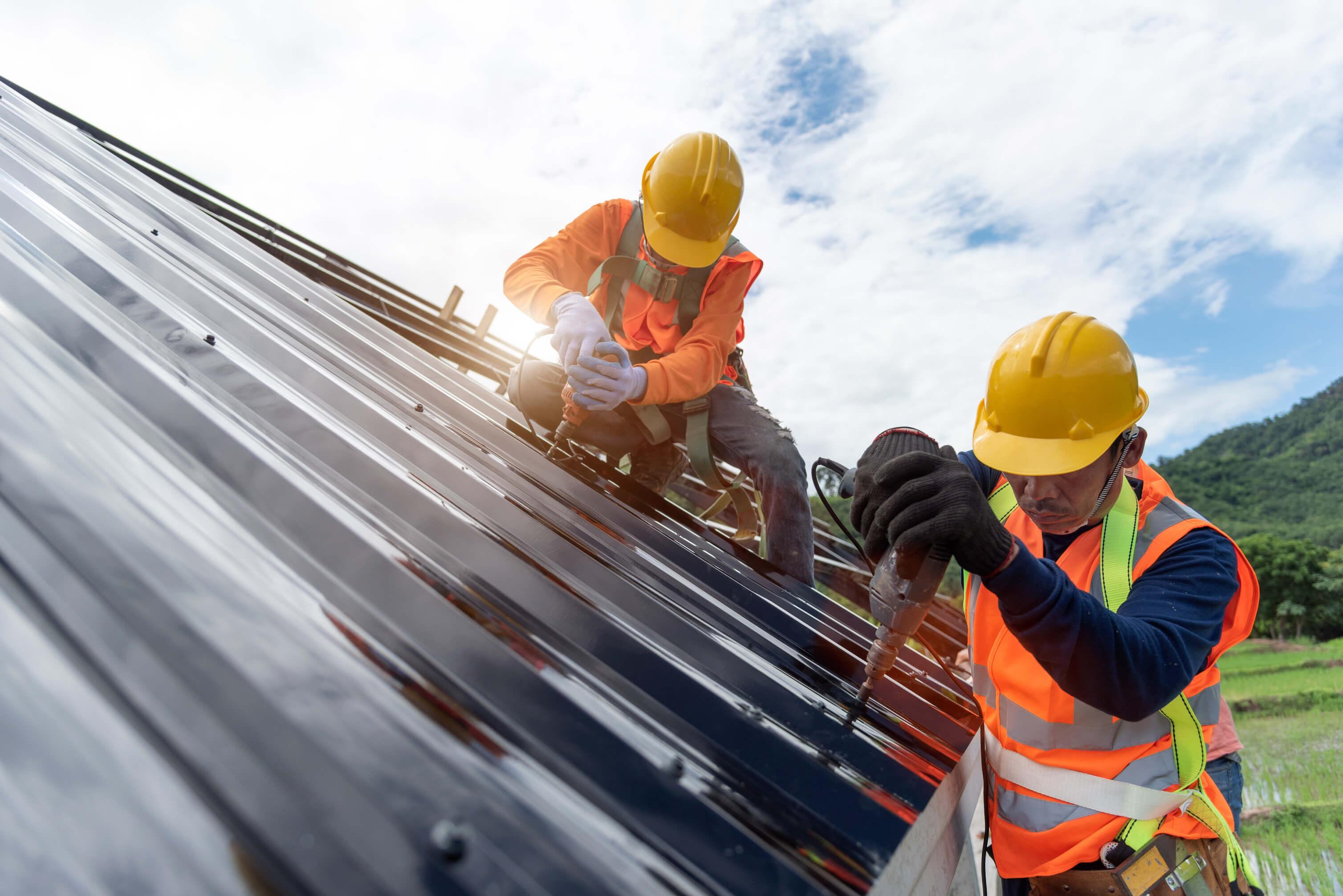 Om oss som arbetar med takläggning i västra götaland