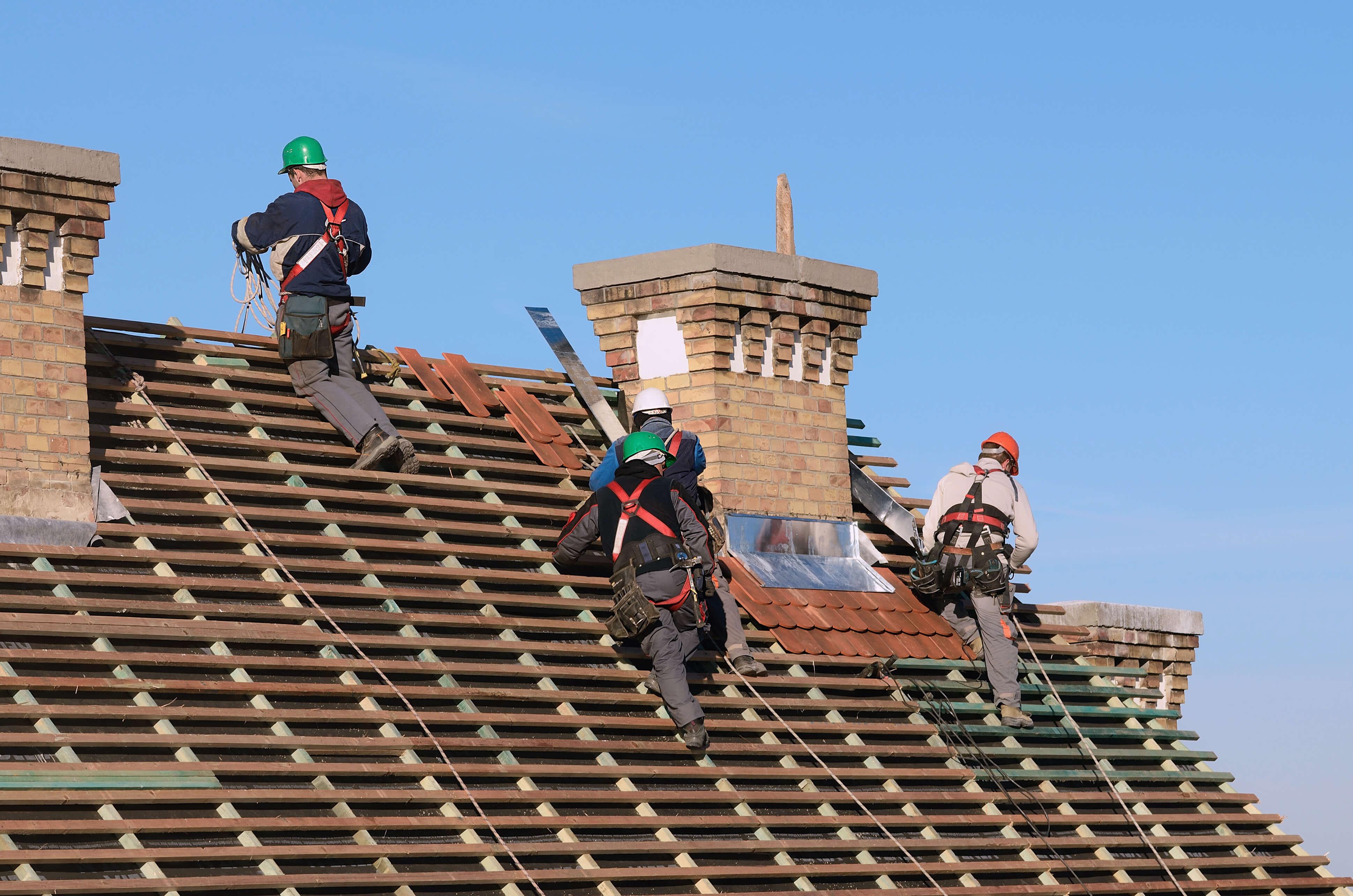 Vi utför proffsiga takläggningar