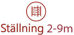 certifikat behörighet byggnadsställningar