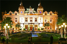 Spielen in Monte Carlo
