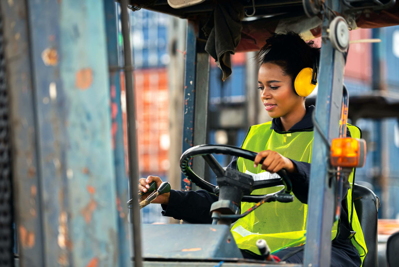 Här får du truckutbildning