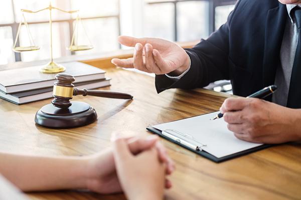 handledning av advokat