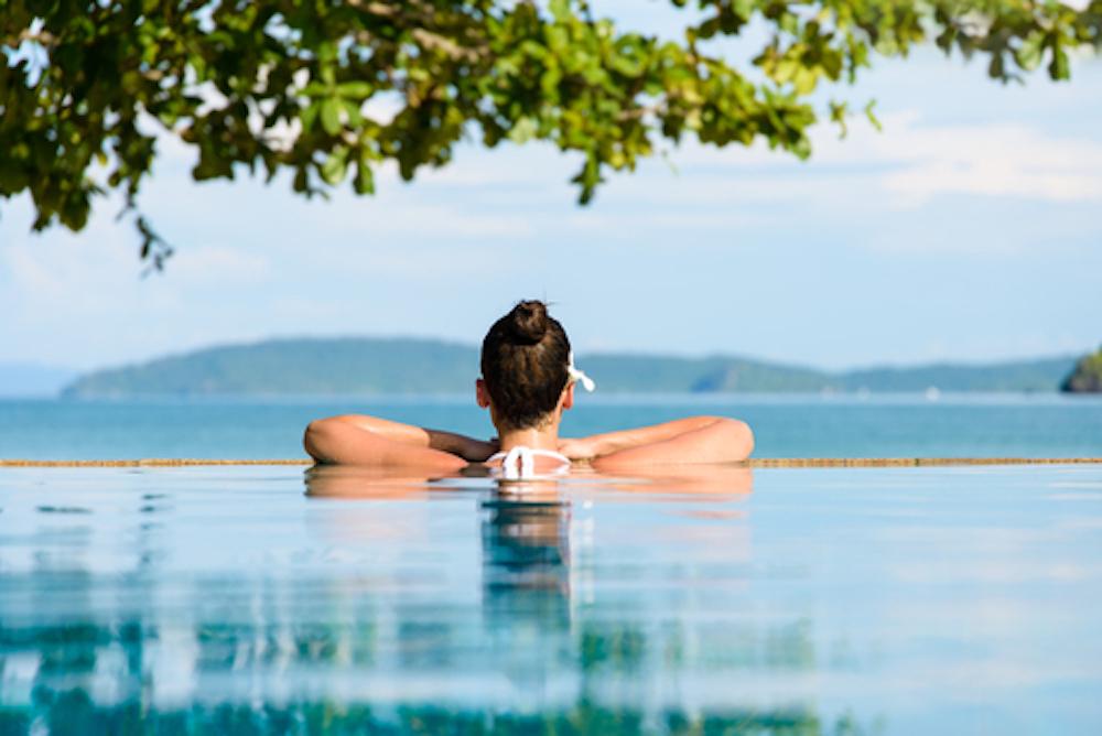 Hitta konferenshotell med spa och bad