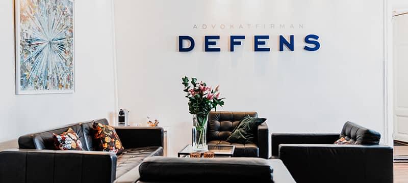 Defens kontor för vårdnadstvist