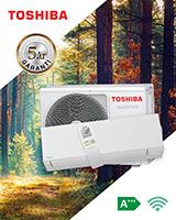Vi säljer Toshiba vämrepumpar i Dalarna