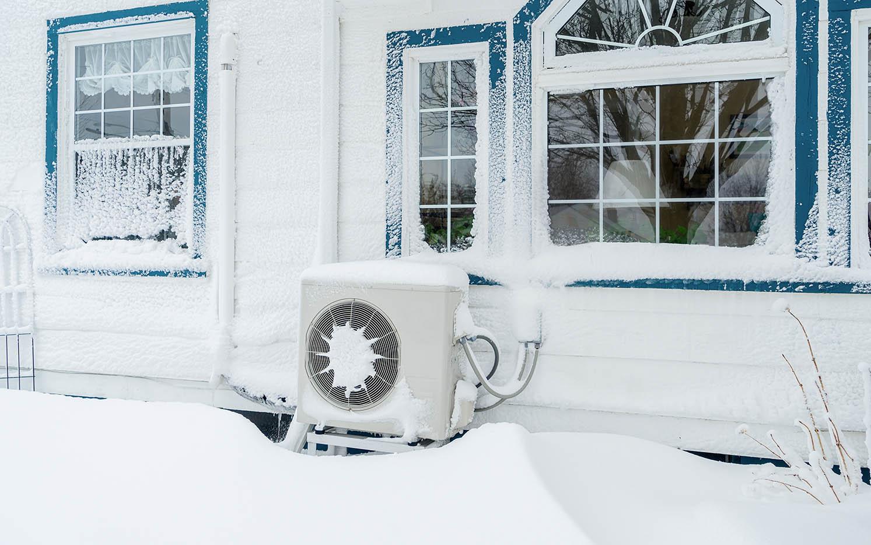 Vi säljer värmepumpar i Hudiksvall