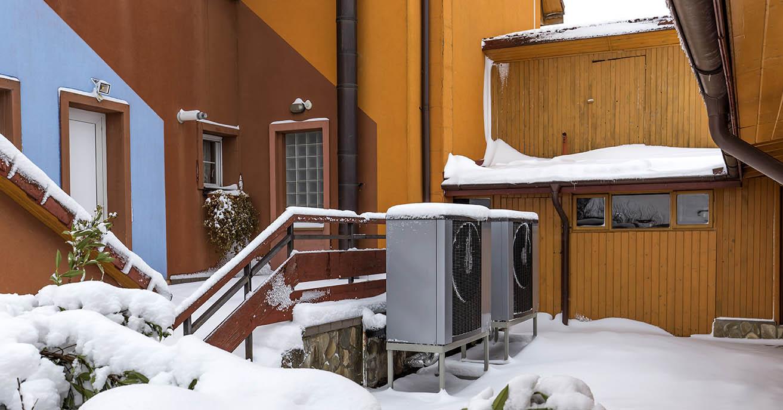 Vi installerar värmepumpar i Sundsvall