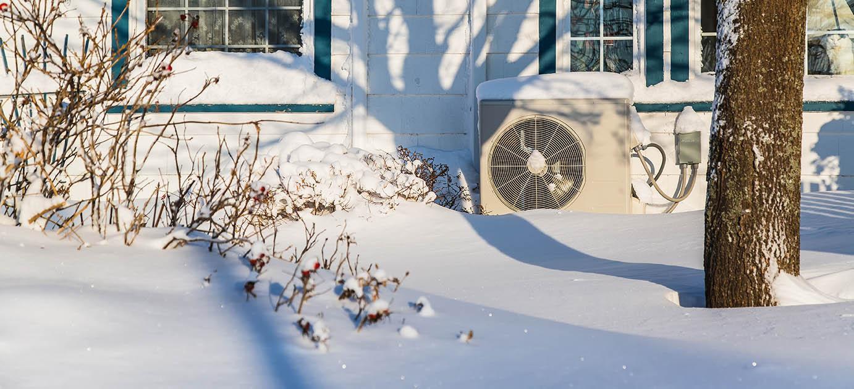 Vi erbjuder värmepumpar i Sundsvall