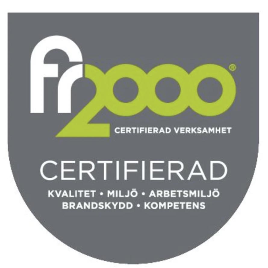 Certiferade för ventilation i Gävleborg