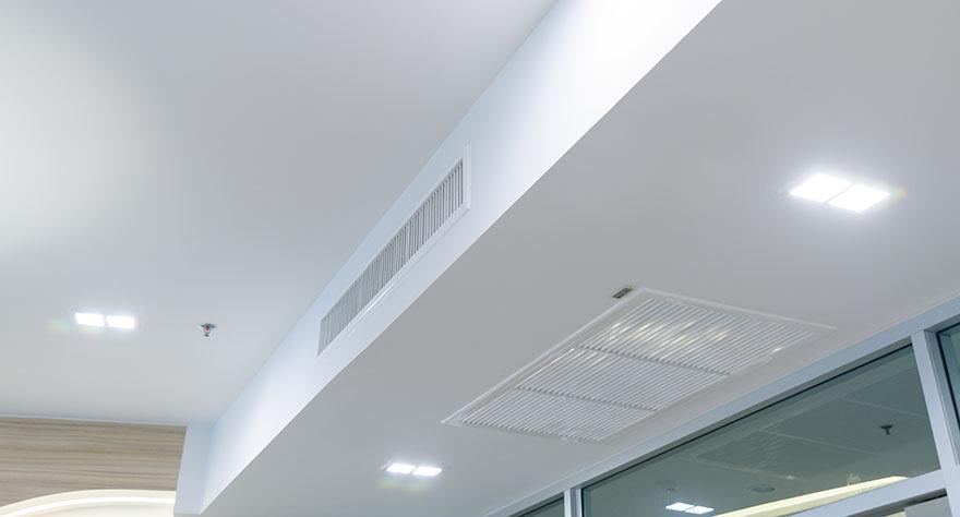Ny ventilation i Gävleborg