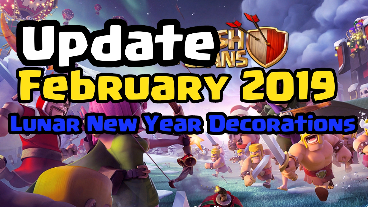 latest update for clash of clans