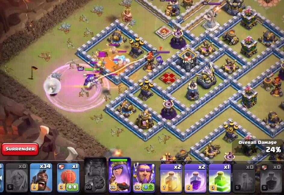 Gladiator Archer Queen Gameplay