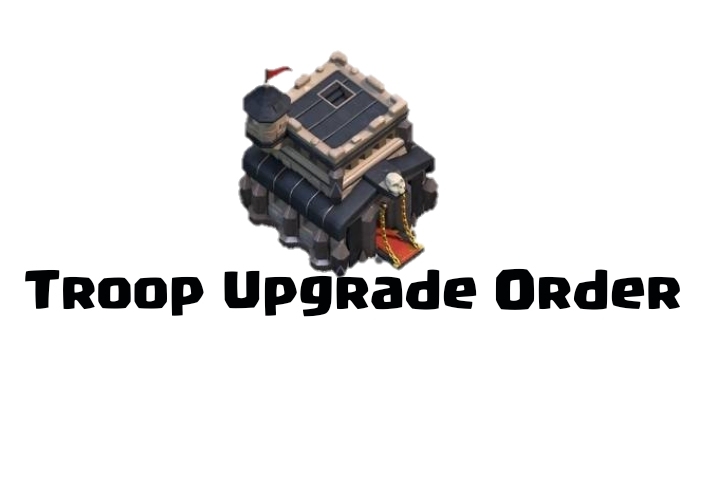 Town Hall 9 (TH9) Troop Upgrade Order For Farming  | www