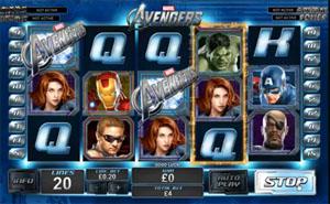 Marvel Avengers Slot