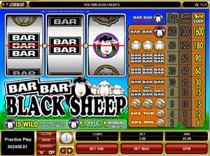 Bar Bar Black Sheep Classic Slot