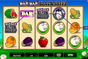 Bar Bar Black Sheep 5x3 Reel Slot