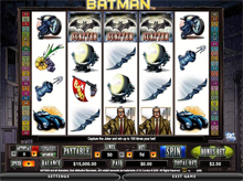 Batman Online Slot